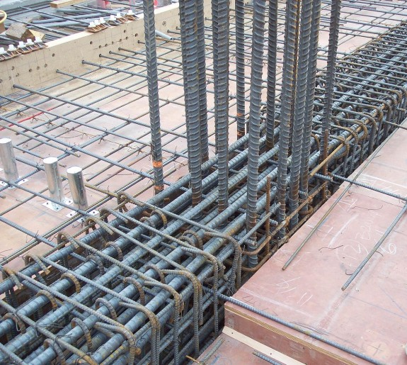 Reinforced Concrete Beam : Findia view topic detailing at column beam