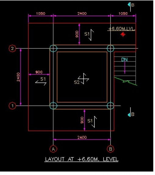 www sefindia org :: View topic - Cantilever Slab Detailing
